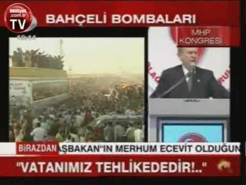 Bahçeli: AKP'nin PKK AÇILIMI 9. HAÇLI SEFERİ, AKP Truva Atı, 9. MHP Kurultayı