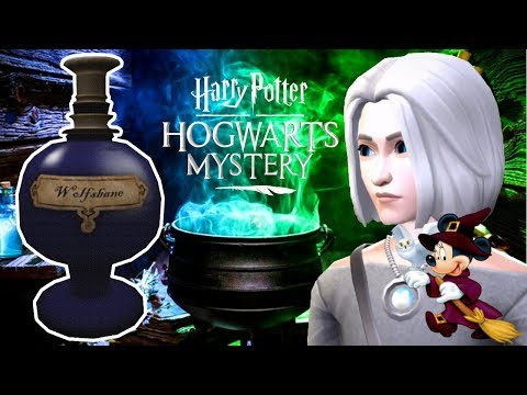 How To Brew The Wolfsbane Potion New Adventure Part3 In Harry