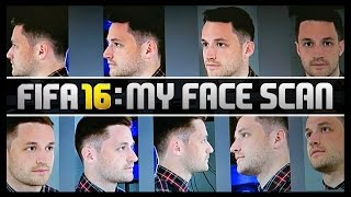 I GET MY FACE SCANNED FOR FIFA 16!