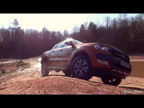Ford Ranger 2016 Wildtrak 3.2 Turbodiesel 4x4 Offroad Ride&mud Hill climb