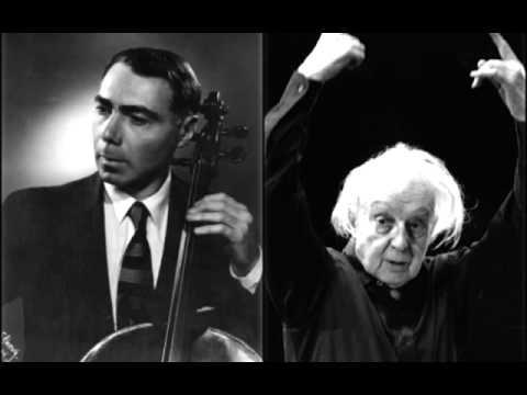Schelomo: Shapiro - Stokowski (LIVE!)