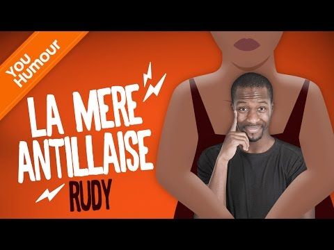 RUDY - La mère antillaise