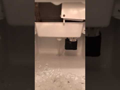 Kitchenaid Ice Maker Problem Youtube
