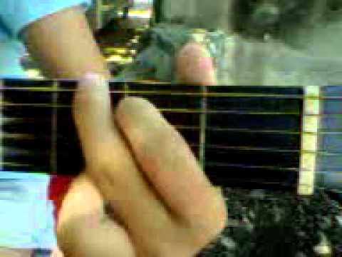 Jar of Hearts guitar chords