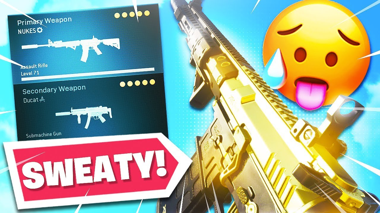 CoD WARZONE | THE SWEATiEST CLASS SET UP FOR HiGH KiLL WiNS! (WAGER PLAYER LOADOUT)