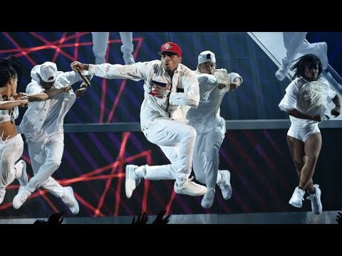 one of CHRIS BROWN best performance by far!!