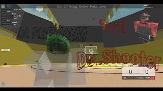 [ROBLOX] NBA PHENOM 1v1 Against DE_SHOOTER (FAN)