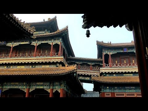 Temple of Heaven & Lama Temple, Bejing, China in HD