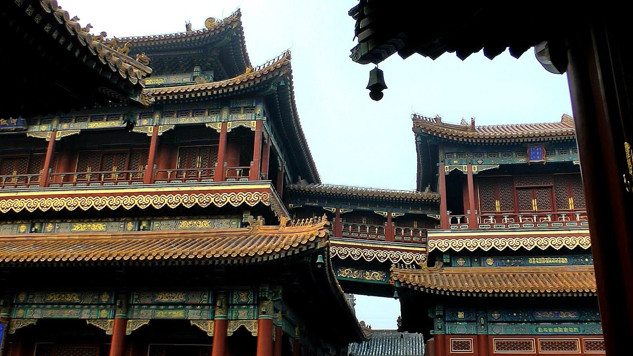 Temple of Heaven & Lama Temple, Bejing, China in HD