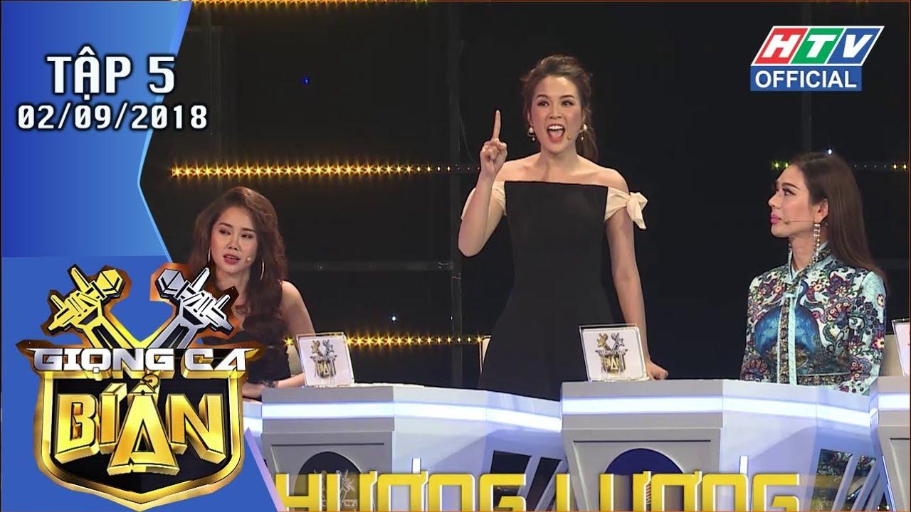 image HTV GIỌNG CA BÍ ẨN | Puka khoe Trấn Thành giọng ca hết hồn | GCBA #5  FULL | 2/9/2018