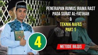 #4 AL-FATIHAH RUMUS IRAMA BERATURAN & TEKNIK NAFAS 1 - Ust. Abdul Roziq