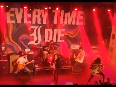 """Every Time I Die release 2 new songs """"A Colossal Wreck"""" and """"Desperate Pleasures"""""""