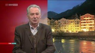 Star Autor Felix Mitterer im ORF Interview zum Jubiläum 25 Jahre - Piefke Saga