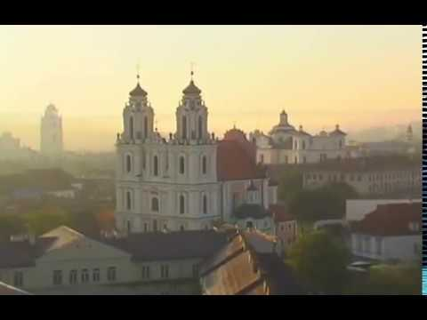 Sightseeing Vilnius Lithuania