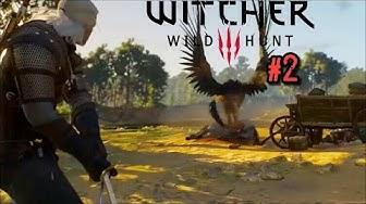 The Witcher 3 Wild Hunt 🐺 | #2 Schwarzhaarige Schönheit gesucht! | Read Description | StayColorful