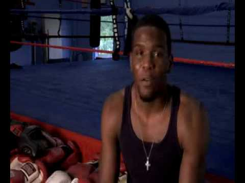 Adamek v Gunn July 11, Newark, NJ: Dennis Douglin Interview