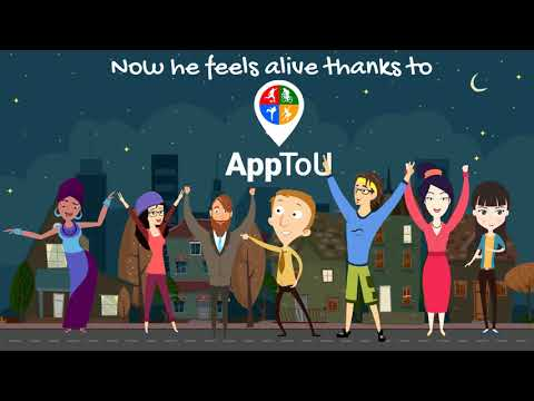 AppToU - find your partners and start to live