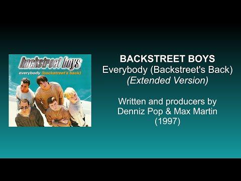 Free download Mp3 lagu BACKSTREET BOYS - Everybody (Extended Version) online