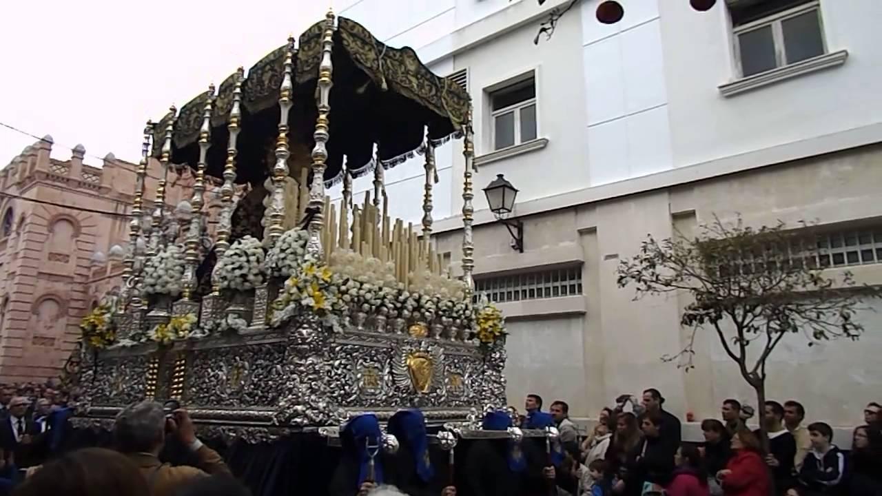 74e29a6a4a maria santisima de la victoria Cadiz 2013 - YouTube