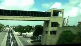№ 2464 США Майами Флорида  MetroBus Обзорная Экскурсия