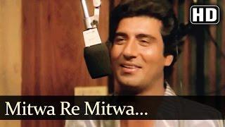 Mitwa Re Mitwa (HD) | Jawaab Songs | Raj Babbar | Smita Patil | Pankaj Udhas | Filmigaane