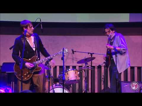 Reeve Carney with Zane Carney - Resurrection @ The 16th Independent Music Awards
