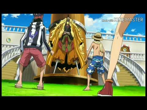 Momen Spesial One Piece Strong Word Part 1 (SUB INDO)