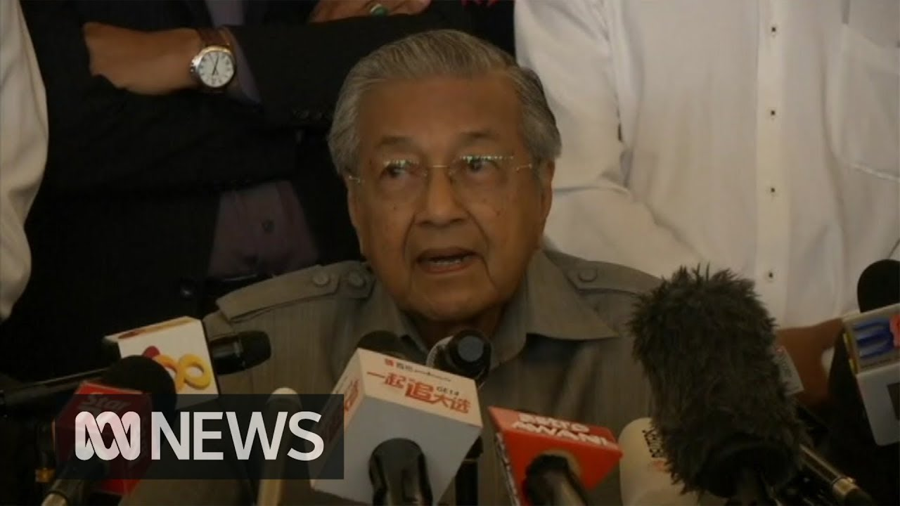 Malaysias Mahathir Mohamad Declares Urgency To Be Sworn In Today As Prime Minister
