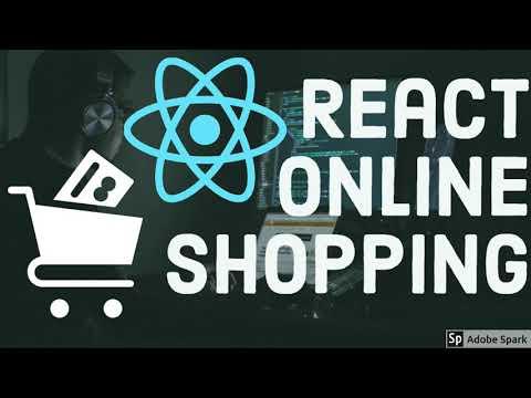 React JS Online Shopping Cart #50