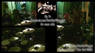 Behringer X32 LIVE Dub Reggae jam: One Shot - Four and Twenty