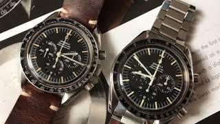 Vintage watches 1968 Omega speedmaster ref 145.022-68