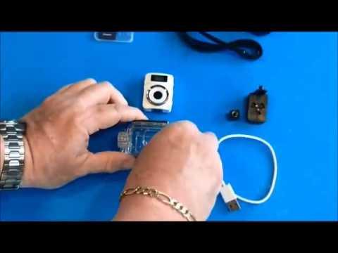 Презентация на уникалната спортна камера HP LC100-W