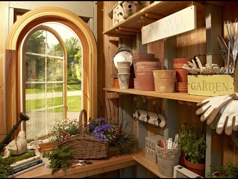 Garden Shed Ideas Interior The Top 15 Interiors You Need To See