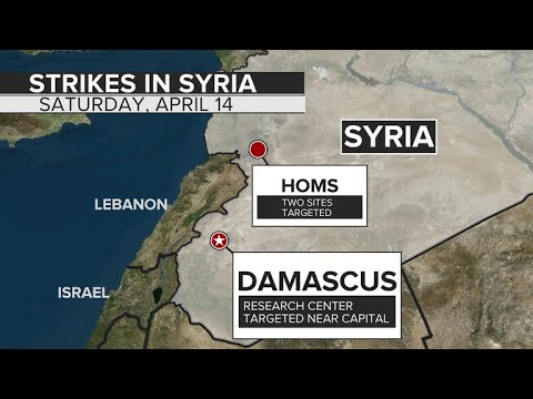 What comes next after airstrikes in Syria?