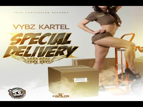 Vybz Kartel - Special Delivery (Official Song)