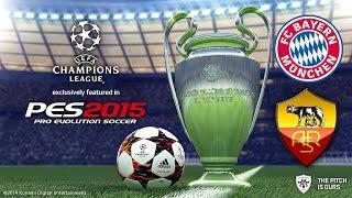 Video Gol Pertandingan FC Bayern Munchen vs AS Roma