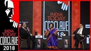 Reclaiming Bad Assets: Are Banks Bankrupt? | Meera Sanyal & Abizer Diwanji | #IndiaTodayConclave2018