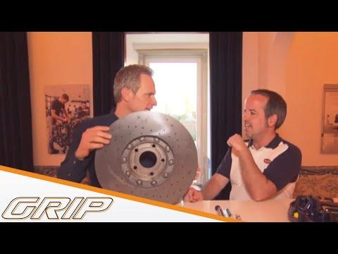 Inside Bugatti Chiron: Bremsen, Felgen, Reifen - GRIP exklusiv - Folge 398 - RTL 2