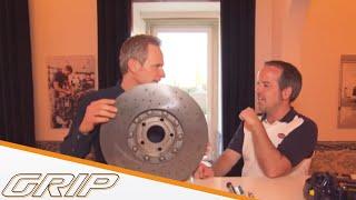 Bugatti Chiron | Technik: Bremsen, Felgen, Reifen | GRIP