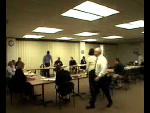 Forest Park, IL Village Council Budget Meeting May 2, 2012