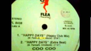 COO COO  - HAPPY DAYS