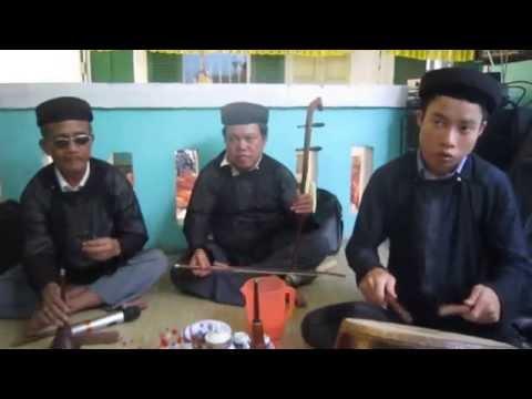 Nhã nhạc cung đình trong lễ tang xứ Huế
