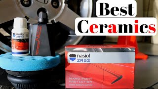 $70 Ceramic Coating vs $200 Ceramic Coating | My 2 Favorites From NASIOL!!!
