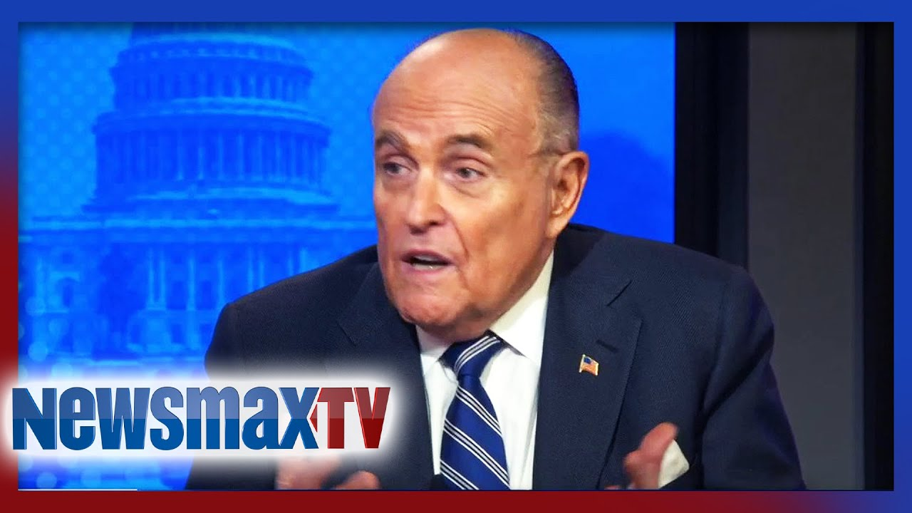 Rudy Giuliani: Don't forget Biden is guilty of bribery