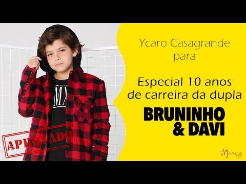 JOB: Ycaro Casagrande para Especial 10 anos de carreira da dupla Bruninho&Davi