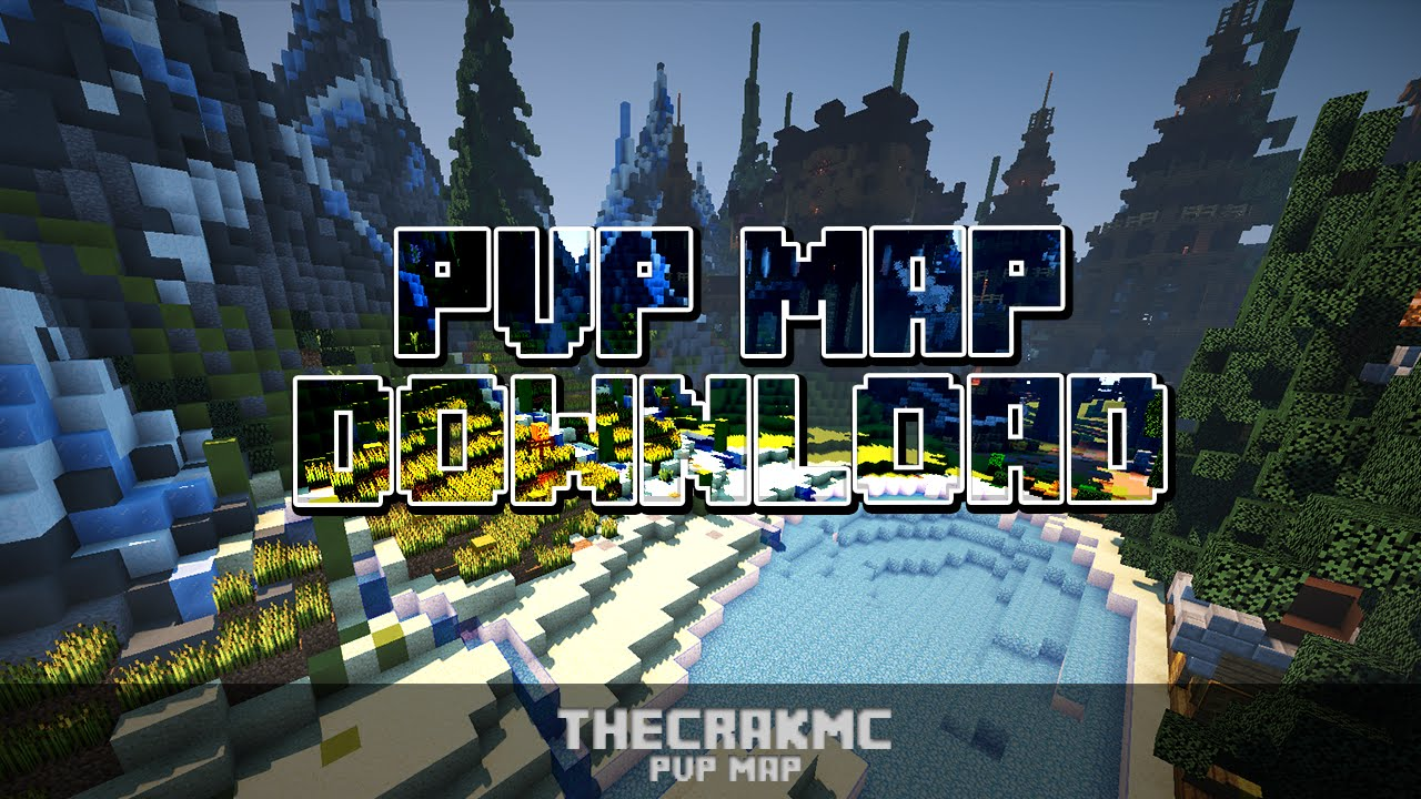 minecraft giant arena map download