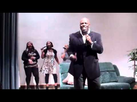 James Willis and NuPraze 'Praising GOD' @ Mirror, Mirror on the Wall~The Stage Play