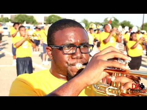 Southern University High School Band & Dance Team Camp (2016)