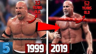 5 WWE LEGENDS Who Are Still In TREMENDOUS SHAPE