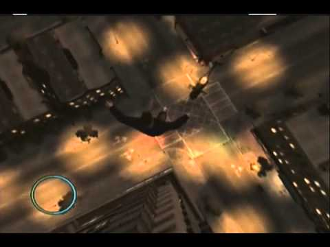 GTA IV Car/Helicopter Crashes And Falls